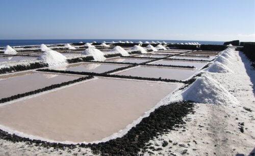 Cómo se obtiene la sal marina